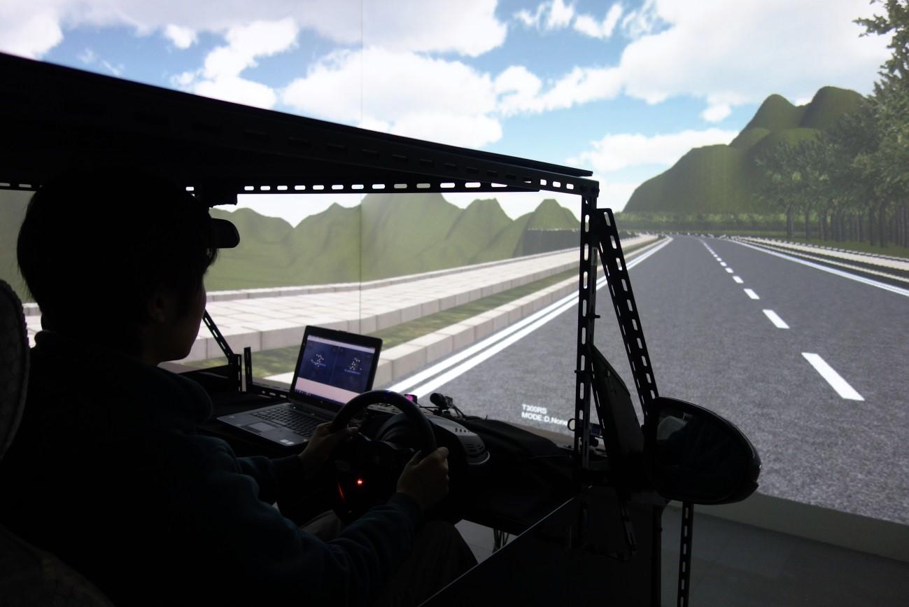 Larger size simulator